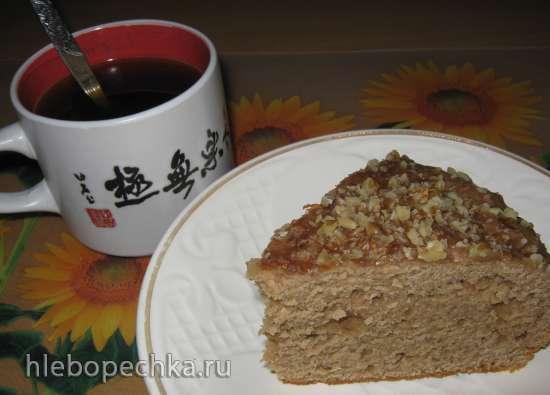 Кекс творожно-йогуртовый (мультиварка Maruchi RW-FZ47 )