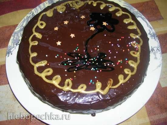 Пирог Шоколадный Шоколад (Steba DD1)