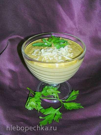 Печеночный соус (мультиблендер Profi Cook PC-МСМ1024)