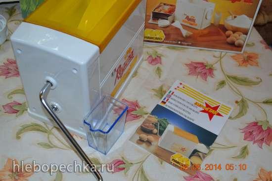 Машинка для изготовления макарон Regina Marcato