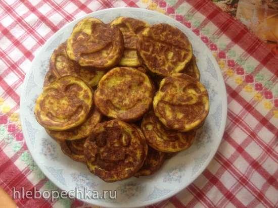 Картофельные оладьи (мультиблендер Profi Cook PC-МСМ1024)