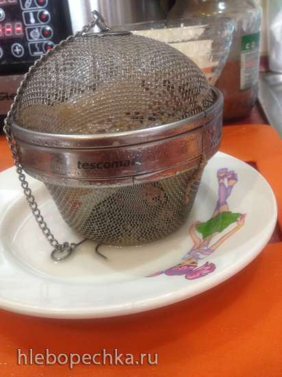 Испанский чечевичный суп-пюре (мультиблендер Profi Cook PC-МСМ1024)