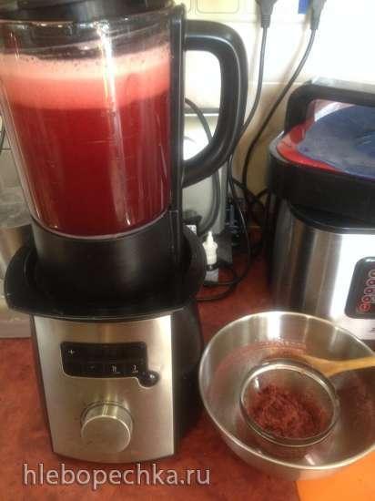 Морс ягодный (мультиблендер Profi Cook PC-МСМ1024)