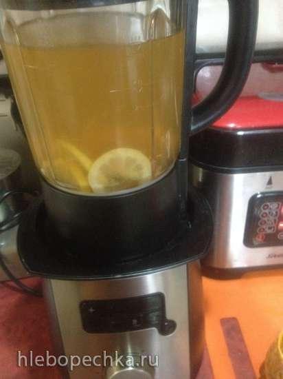 Травяной чай (мультиблендер Profi Cook PC-МСМ1024)