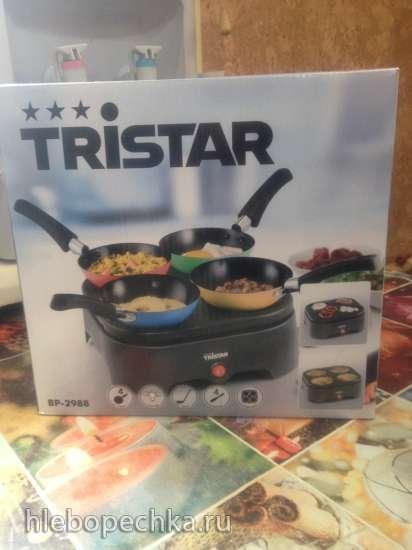 Блинница/мини вок  Tristar BP-2988