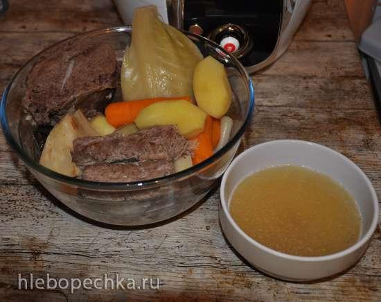 Французский суп Pot au feu Moulinex 7011