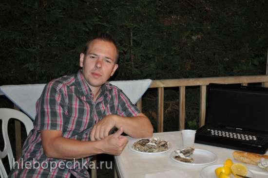Устрицы (мастер-класс)