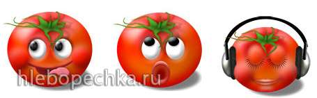Кружочек помидорки из мастики (мастер-класс)