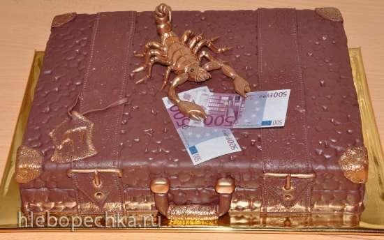 Бизнес, богатство (торты)