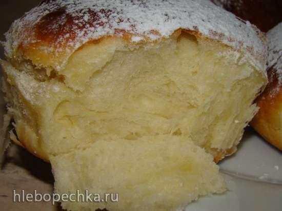 Сайка Московская (адаптировано для хлебопечки)