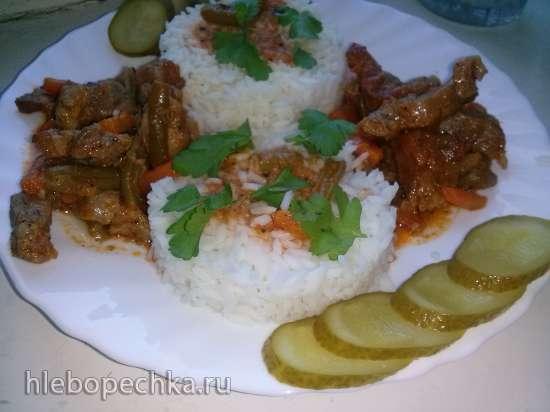 Мясо по-азиатски Что есть в доме?
