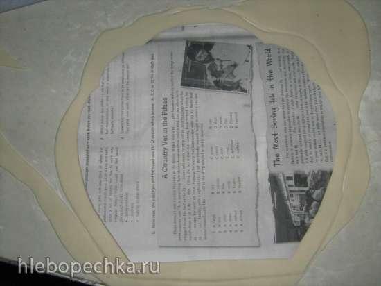 Шкатулку с открытой  крышкой (мастер-класс)
