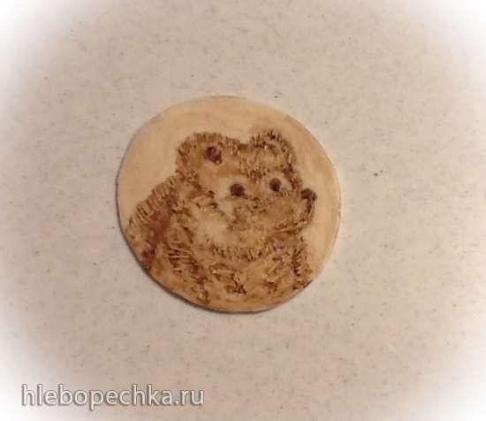 Песочное печенье (роспись по айсингу)