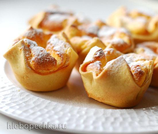 Итальянское пирожное Соффиони