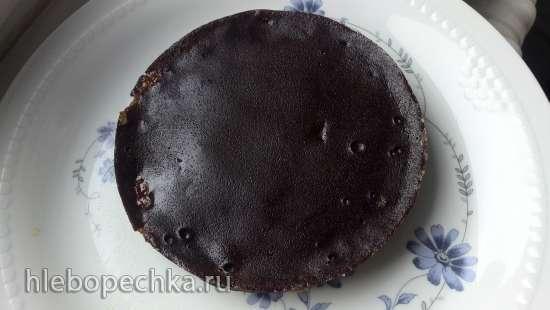 Брауни с шоколадом в мультиварке REDMOND RMC-01