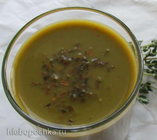 Зеленый коктель «Средиземноморский суп»