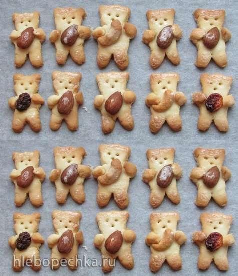 """Печенье """"Забавные медвежата"""""""