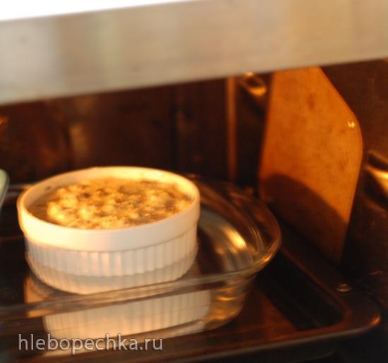 Пудинг из инжира по-креольски