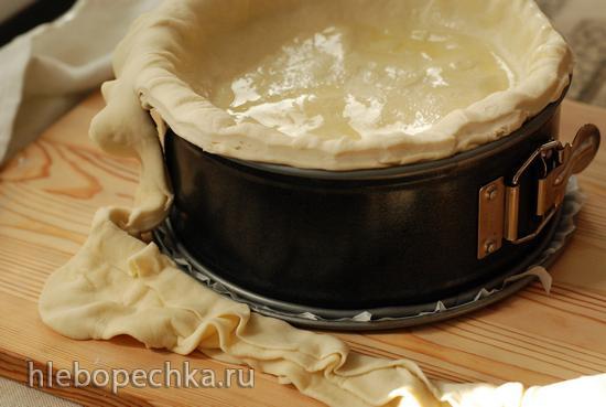 Торта паскуалина (Torta pasqualina) - пасхальный пирог