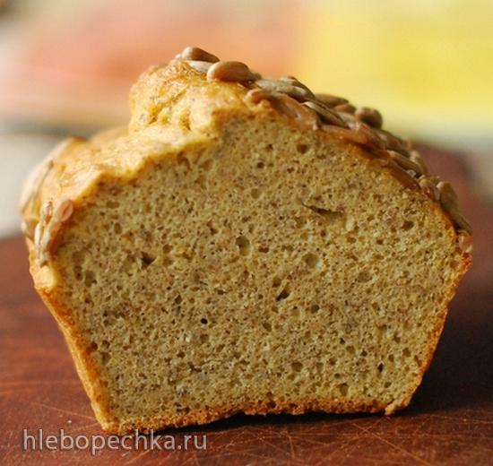 Хлеб диетический бескрахмальный с глюкоманнаном