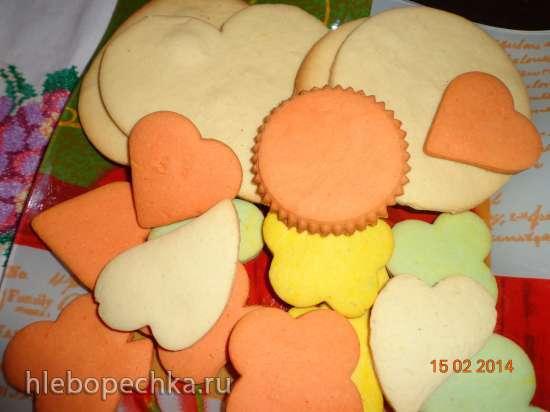 Печенье Нежные чувства