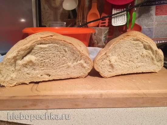 Белый хлеб на каждый день (минипечь Steba 28Eco Line)