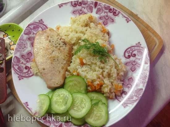 Рис с курицей и сельдереем (Steba DD1 ECO)