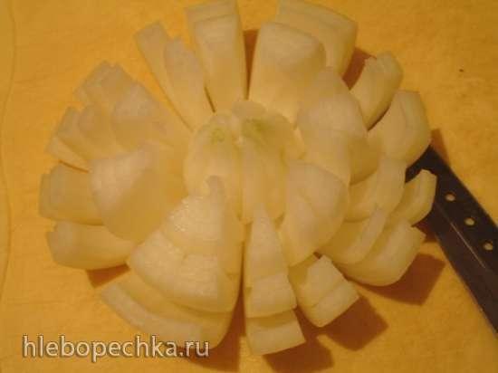 Луковый цветок («цветущий лук», Blooming Onion)