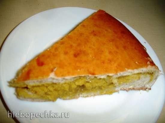 Гороховый суп, гороховое пюре и начинка для пирогов в «соевой »корове (Midea Mi-5)