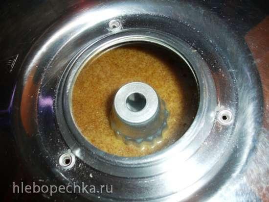 Манник с коричневым сахаром (электрическая чудо-печка Prumel PPG-92)