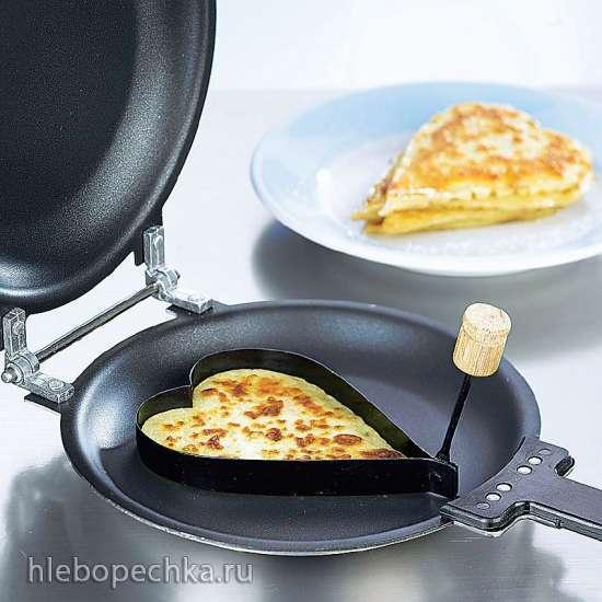 Двухсторонние сковороды Happycall, Chefel, Presto и другие