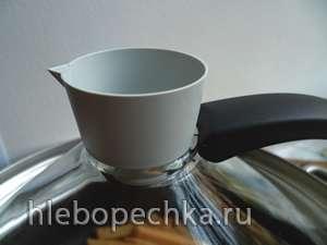 Крышка универсальная для сковородок и кастрюль Borner Kitchenjoy
