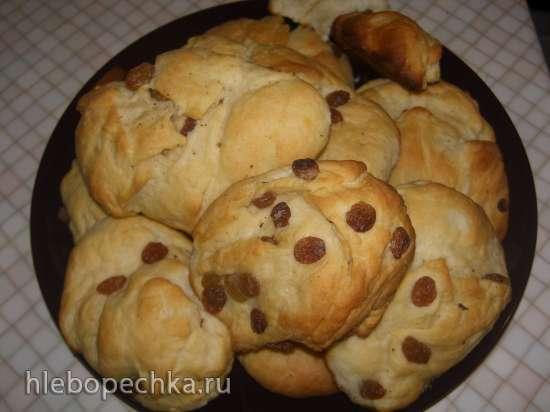 Назуки – сладкий грузинский хлеб