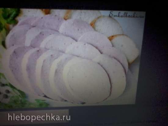 Ветчина а-ля «Любительская» колбаса в ветчиннице Tescoma