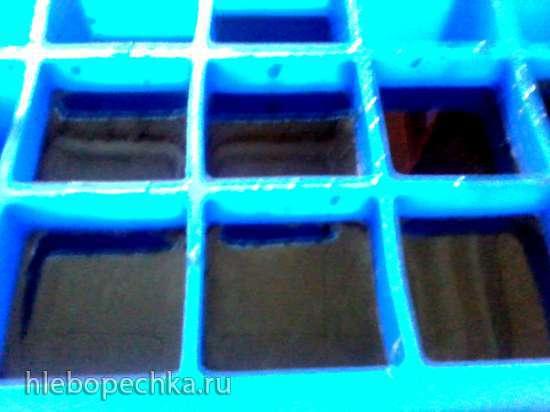 Мармелад из варенья в микроволновке