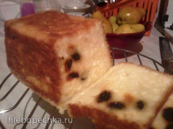 Творожная запеканка в хлебопечке