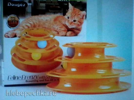 Продам игрушку для кошки.