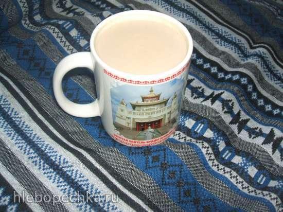 Джомба - калмыцкий чай
