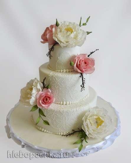 Многоярусные торты