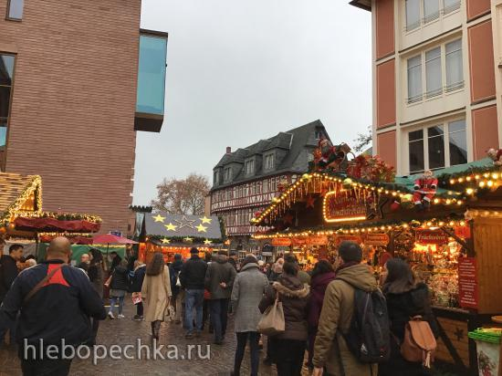 Адвент в Германии и Австрии (декабрь 2018)
