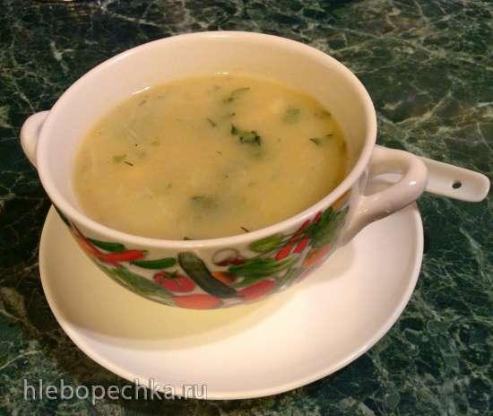 Суп из белой спаржи (Стационарный блендер-суповарка Moulinex) Суп из белой спаржи (Стационарный блендер-суповарка Moulinex)