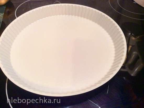 Яблочно-коричный кекс (пиццепечка Принцесс)