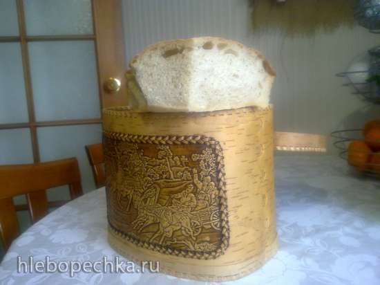 Базельский хлеб (духовка)