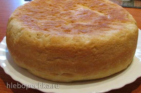 Хлеб на капустном рассоле (на опаре) (Polaris Floris 0508D и Kitchen 0507D)