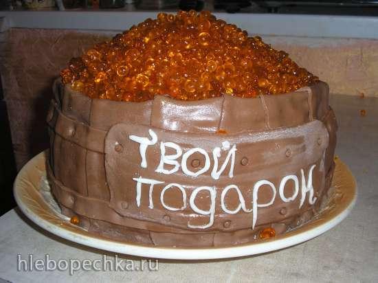 Торт в виде дота 2 фото 4