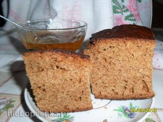 Леках  (медовый пирог на  Рош-ха-Шана)