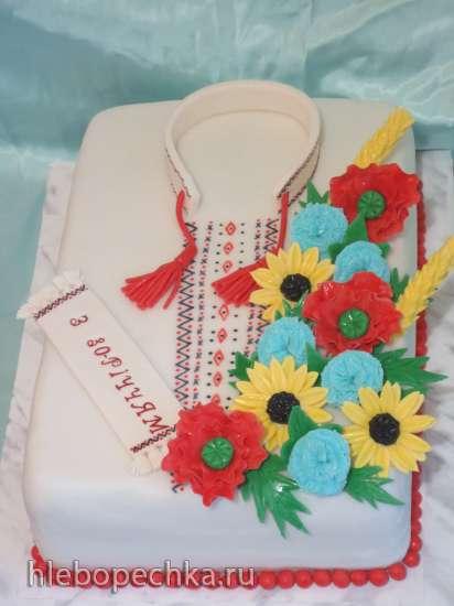 Одежда (торты)
