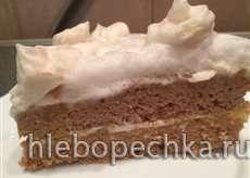 Реально диетический правильнопитательный торт с муссовым кремом