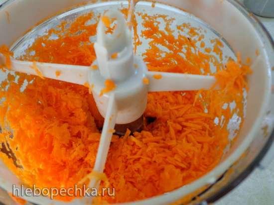 Морковный мармелад Вдохновение