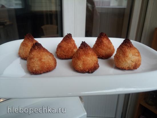 Кокосовое печенье от Лизы Глинской